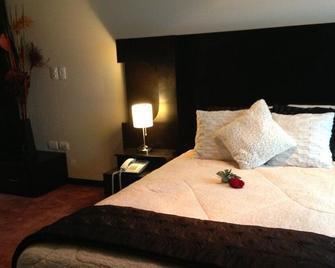 Hotel Cancalli - Tlaxcala - Schlafzimmer