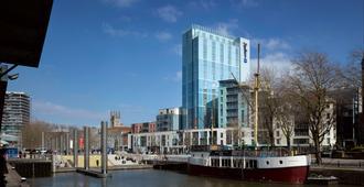 Radisson Blu Hotel, Bristol - Bristol - Edifício