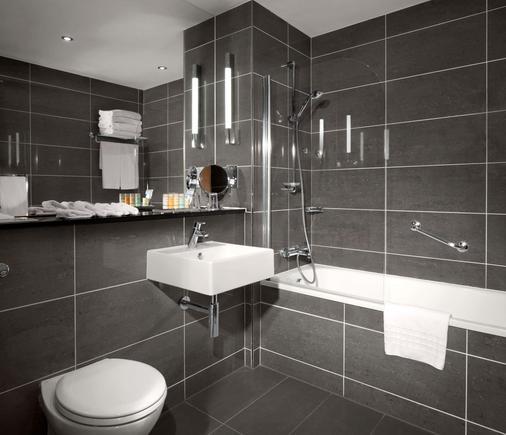 拉迪森藍光布里斯托爾酒店 - 布里斯托 - 布里斯托 - 浴室