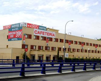Hotel Iris Guadalajara - Гвадалахара - Здание