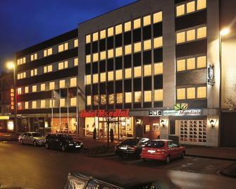 Hotel Mondial - Langenfeld (North Rhine-Westphalia) - Gebouw