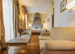 هوتل ريال بالاسيو - لشبونة - غرفة نوم
