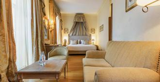 Hotel Real Palacio - ליסבון - חדר שינה