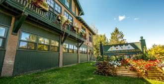 Lake Placid Club Lodges - Lake Placid - Building