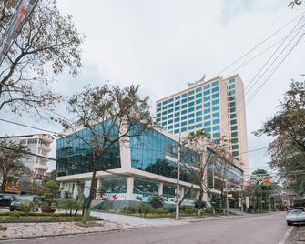 Muong Thanh Grand Lao Cai Hotel - Lào Cai - Gebäude