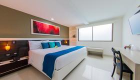 Varanasi Hotel Boutique - Cartagena - Bedroom