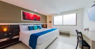 Varanasi Hotel Boutique - קרטחנה דה אינדיאס - חדר שינה