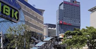 宜必思曼谷暹羅酒店 - 曼谷 - 建築