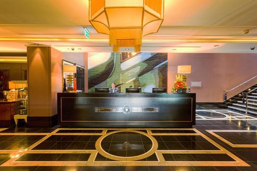 The Merchant Hotel - Μπέλφαστ - Ρεσεψιόν