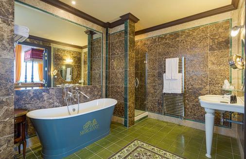 商業酒店 - 貝爾法斯特 - 貝爾法斯特 - 浴室