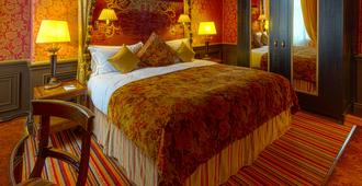 The Merchant Hotel - Belfast - Camera da letto