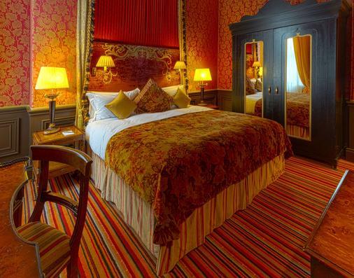 商業酒店 - 貝爾法斯特 - 貝爾法斯特 - 臥室