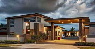 37 The Landing Motel - Whakatane - Rakennus