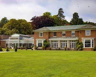 Best Western Kenwick Park Hotel - Louth - Building