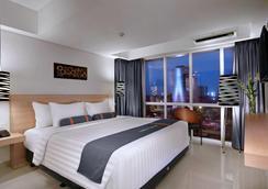 M.T.哈爾約諾哈珀飯店 - 雅加達 - 臥室