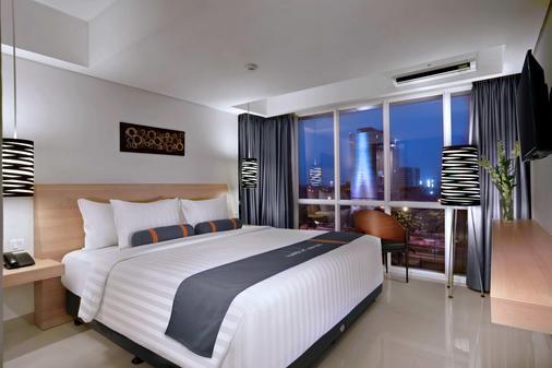 Harper Mt Haryono - Jakarta - Bedroom