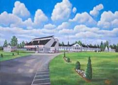 Howard Johnson by Wyndham Woodstock NB - Woodstock - Outdoor view