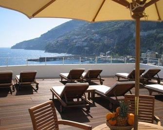 Hotel Marina Riviera - Amalfi - Balcone