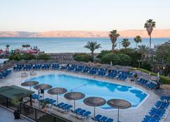 Leonardo Plaza Hotel Tiberias - Tiberias - Pool