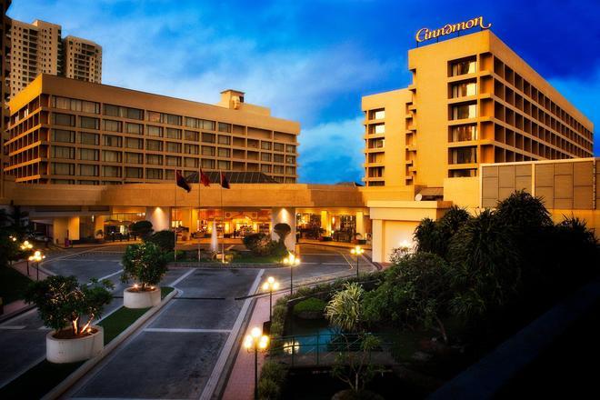 肉桂大可倫坡酒店 - 可倫坡 - 可倫坡 - 建築