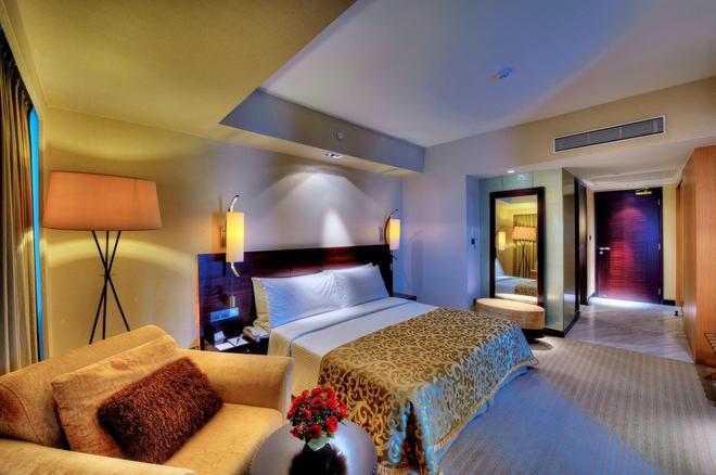 肉桂大可倫坡酒店 - 可倫坡 - 可倫坡 - 臥室