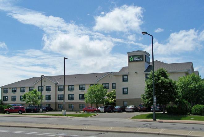 Extended Stay America Minneapolis - Bloomington - Bloomington - Building