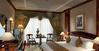 Carlton Palace Hotel - דובאי - חדר שינה