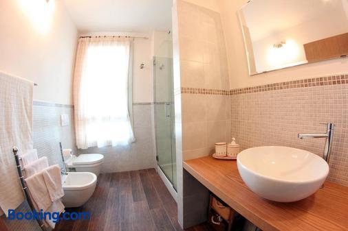 家蠶旅館 - 貝爾加莫 - 貝加莫 - 浴室