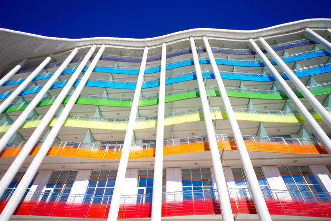 歐米茄索契鬱金香酒店 - 阿德勒 - 索契 - 建築