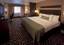 Red Lion Inn & Suites Kent Seattle - Kent - Bedroom