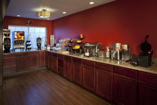 Red Lion Inn & Suites Kent Seattle - Kent - Buffet
