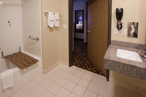 Red Lion Inn & Suites Kent Seattle - Kent - Bathroom
