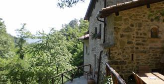 Agriturismo Molino Paradiso - Pistoia - Vista del exterior