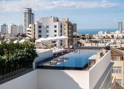 The Norman Tel Aviv - Tel Aviv - Balkon