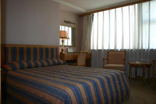 Beijing Guo An Hotel - Beijing - Bedroom