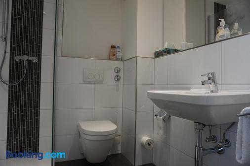 Hotel Chrisma - Düsseldorf - Phòng tắm