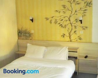 Hotel Les Passions - Buis-les-Baronnies - Bedroom