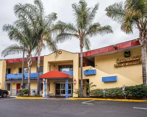 Quality Inn & Suites Anaheim at the Park - Anaheim - Building