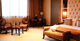 Sapphire Hotel - Baku - Phòng ngủ