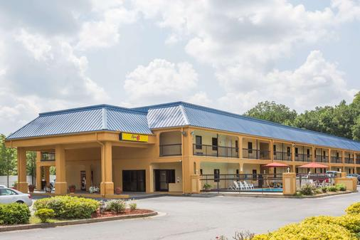 Super 8 by Wyndham Norcross/I-85 Atlanta - Norcross - Κτίριο