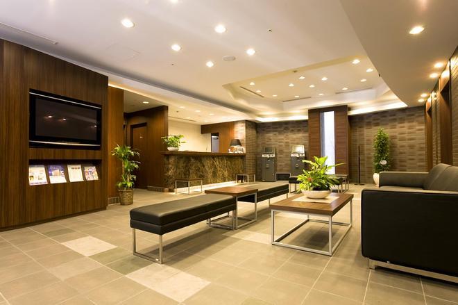 新橫濱大和roynet飯店 - 橫濱 - 大廳
