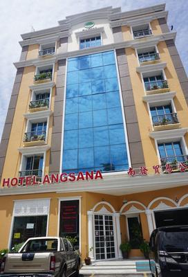 Angsana Hotel Melaka - Malacca - Building