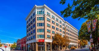 Best Western Plus Carlton Plaza Hotel - ויקטוריה - בניין