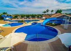 Hotel Camboa - Paranagua - Piscine