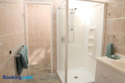 Cook's Lookout Motel - Paihia - Bathroom