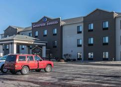 Comfort Suites North - Fort Wayne - Building