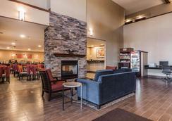 Comfort Suites North - Φορτ Γουέιν - Σαλόνι ξενοδοχείου