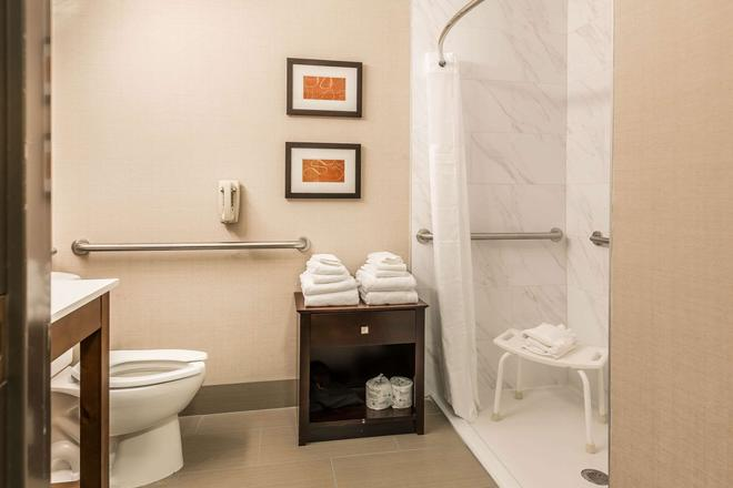 Comfort Suites North - Φορτ Γουέιν - Μπάνιο