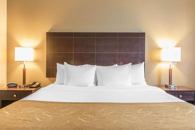 Comfort Suites North - Φορτ Γουέιν - Κρεβατοκάμαρα