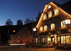 Hotel Schieferhof - Schmallenberg - Building